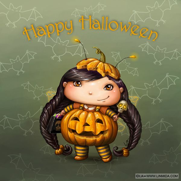 Halloween fairy-bug by LiaSelina on deviantART