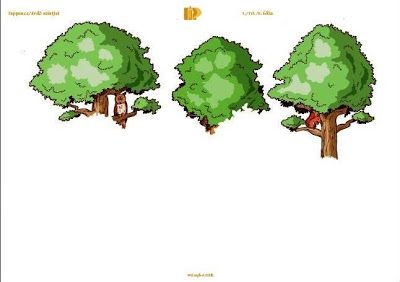Játékos tanulás és kreativitás: Az erdő szintjei flipbook