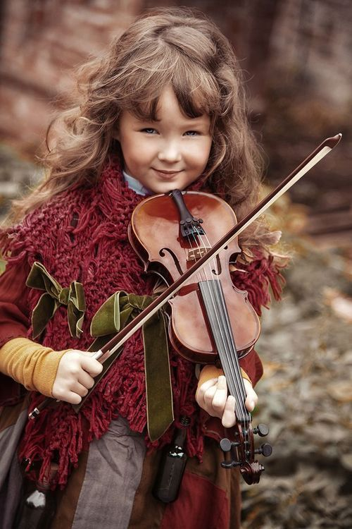 What Age Should My Child Start Violin? - Toronto Music Camp