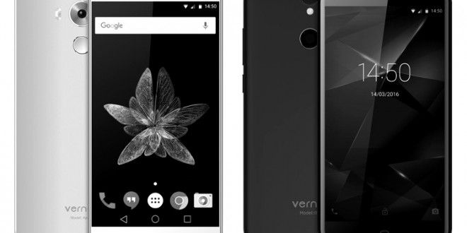 Vernee Apollo has 6GB of RAM, 5.5-Inch QHD Force Touch Display
