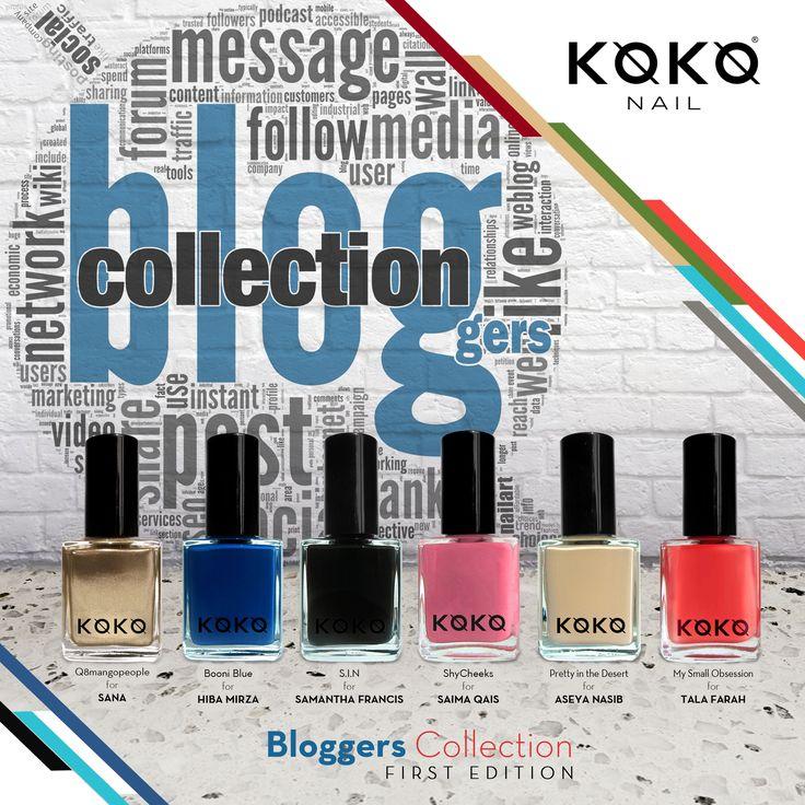 koko nail collection