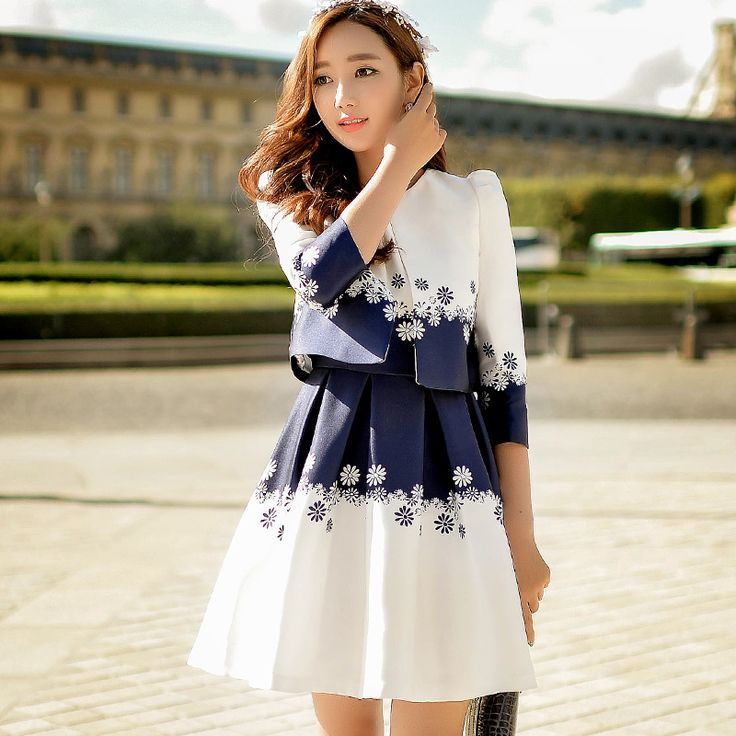 Original New 2016 Brand Autumn Robe Femme Plus Size Slim Casual Elegant White Pleated Vest Dress Women Wholesale-in Dresses from Women's Clothing & Accessories on Aliexpress.com | Alibaba Group