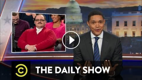 The Daily Show - Ken Bone: America's Newest Sweetheart: Undecided voter Ken Bone becomes a breakout star in the 2016 election after winning…