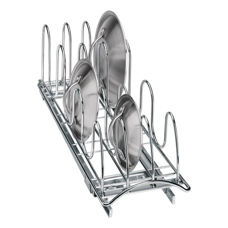 Best Lynk Professional Slide Out Pan Lid Holder Pull Out 400 x 300