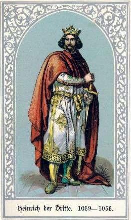 Die deutschen Kaiser:Heinrich III. – Wikisource