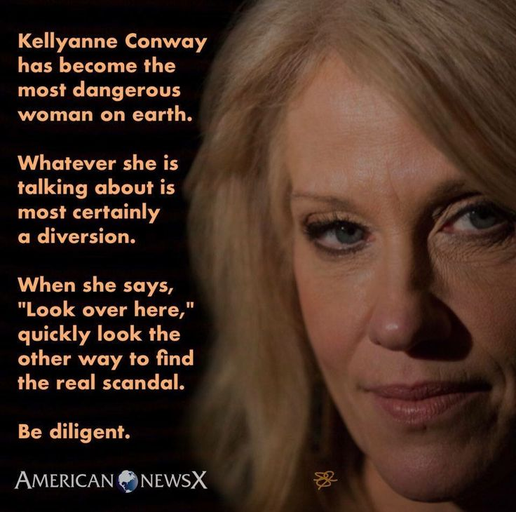 trump's handler-in-chief... if it comes out of his mouth, she put it there first.