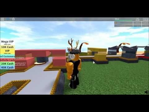 Pizza Factory Tycoon Roblox