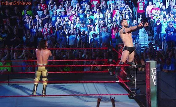 WWE Raw results: Finn Balor returns to join Seth Rollins, Kurt Angle is the new General Manager
