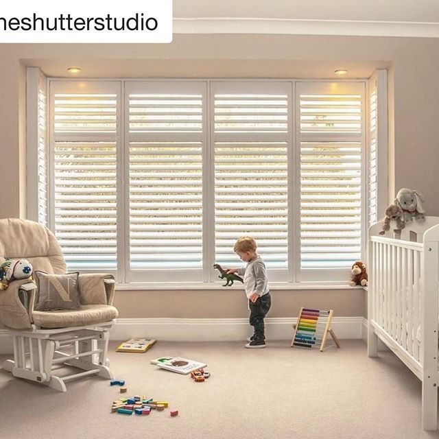 Having the option to control light and privacy in any room. Shutters are also extremely safe for a childs bedroom. #inspire #Repost @theshutterstudio (@get_repost)  #interiores #interior123 #interiordesign #interiorstyling #plantationshutters #shutterblinds #familybusiness #happyfamily #homedesign #homestyle #homedecor #southlondon #kent #surrey #croydon #carpentry #woodworking  #homeinspo #design #theshutterstudio #experience #interiorandhome #instahome #homeideas