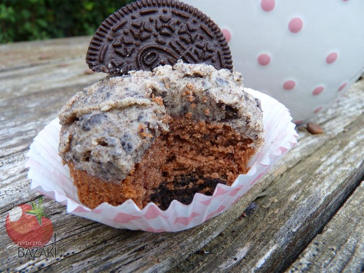 Oreo Cupcakes!!