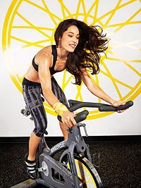 """Spinning blasts more than 500 calories in less than an hour. How to make it even better? """"Turn your workout into a cardio party,"""" says Rique Uresti, a master instructor for New York's acclaimed Soul Cycle studio. Get more out of your next ride with Uresti's smart tips."""