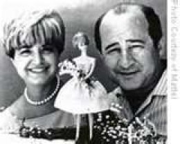 Barbie Doll with Inventor Ruth Handler
