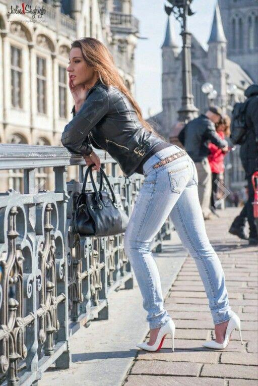886 Best Julie Skyhigh Images On Pinterest Hooker Heels