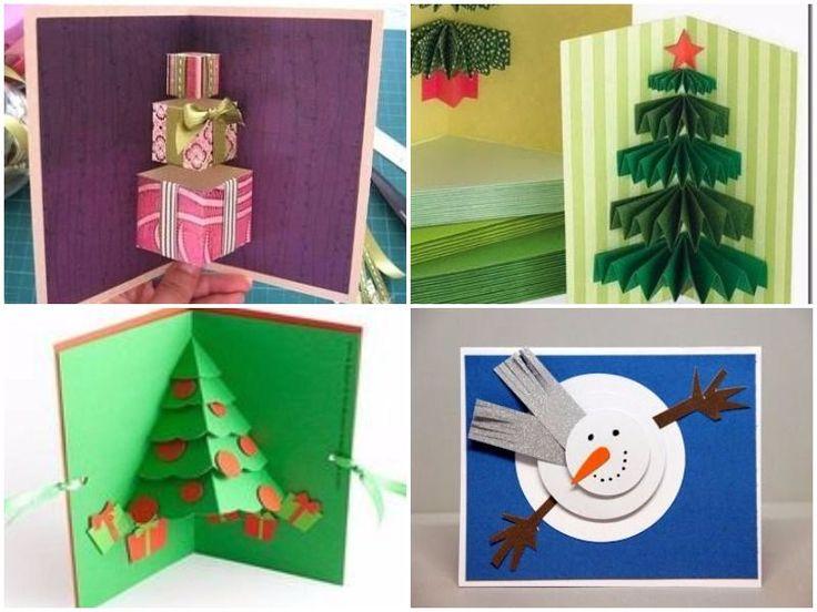 M s de 25 ideas nicas sobre postales navidad originales - Ideas postales navidad ...