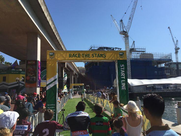 NRL Nation Sydney for NRL Grand Final 2015