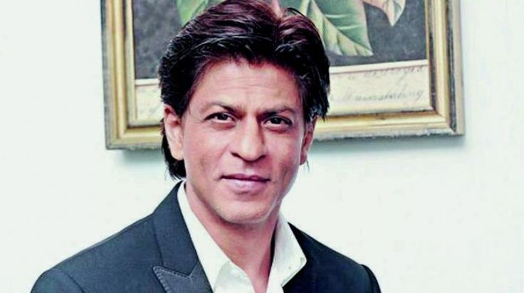The new version of the song being filmed on Shah Rukh and Sunny has been re-mixed by Ram Sampath.