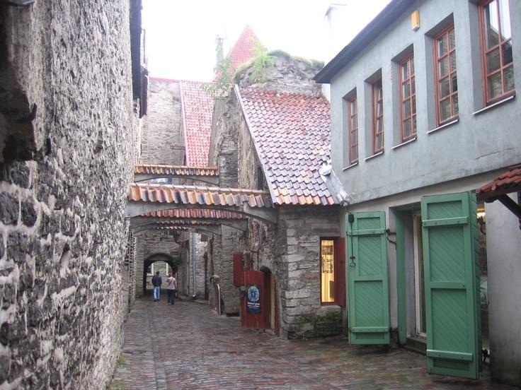 Old Tallinn...