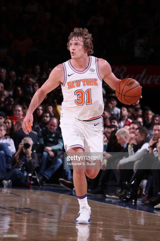 Oklahoma City Thunder V New York Knicks Oklahoma City Thunder New York Knicks Ron Baker