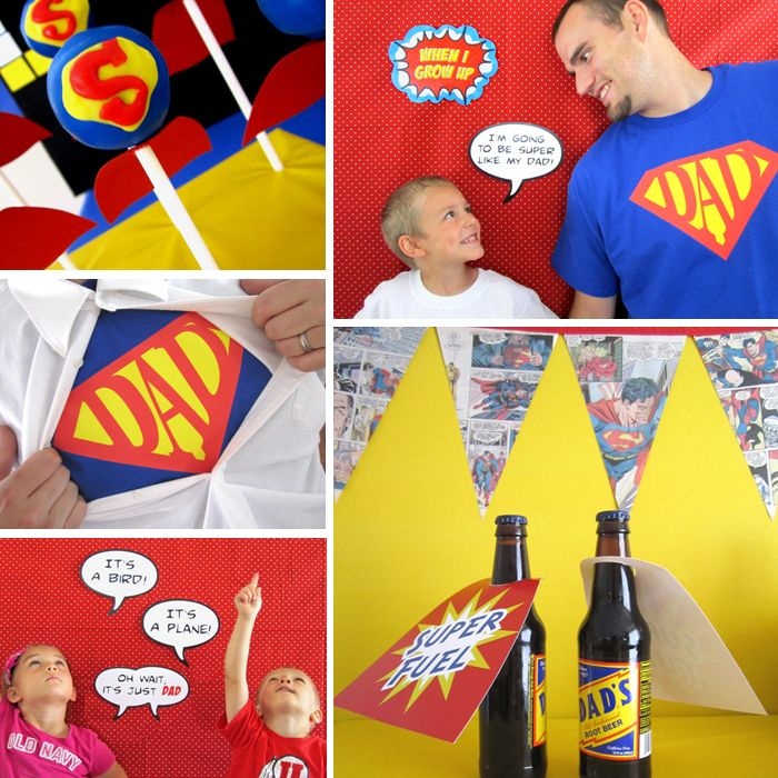 oh you could have superdad for nathan and supermom for you! @Lexi Pixel Farkas