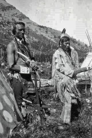 Blackfoot Historical Photos