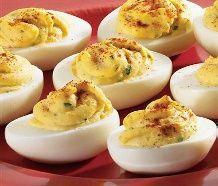 Healthier Deviled Eggs (1 Points+)