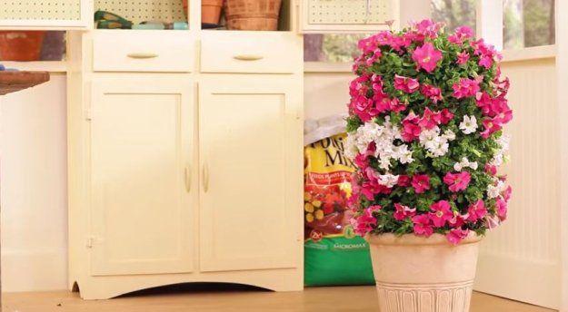 Flower Pot Tower