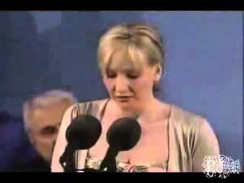 J.K. Rowling - Discurso de Formatura na Universidade Harvard - 2008 (Leg...