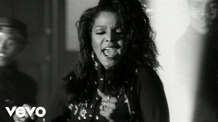 "Janet Jackson ~ ""Miss You Much"", #1 in 1989."