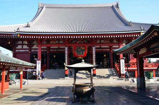 Asakusa and Senso-ji Temple