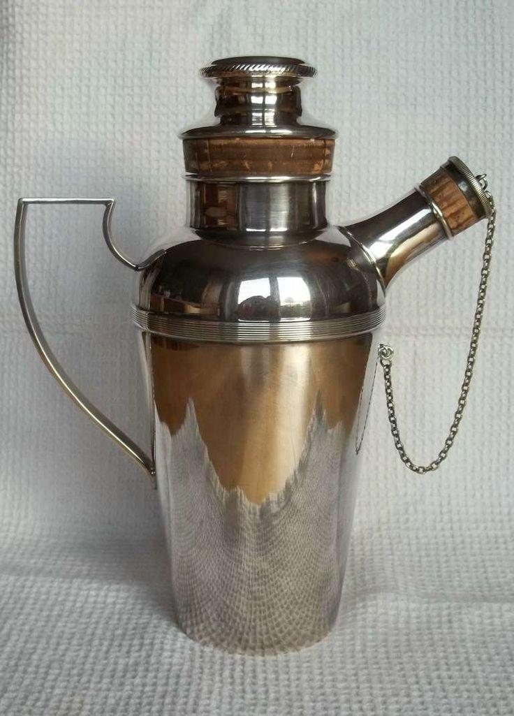 1000 images about vintage cocktail shakers on pinterest. Black Bedroom Furniture Sets. Home Design Ideas