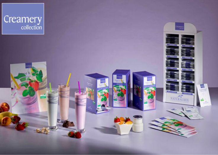 Milkshake Γιαούρτι - CREAMERY COLLECTION -  ΠΡΟΣΦΟΡΕΣ -  Read more http://www.solino.gr/naturalmix/208/milkshake-yogurt/milkshakes.html