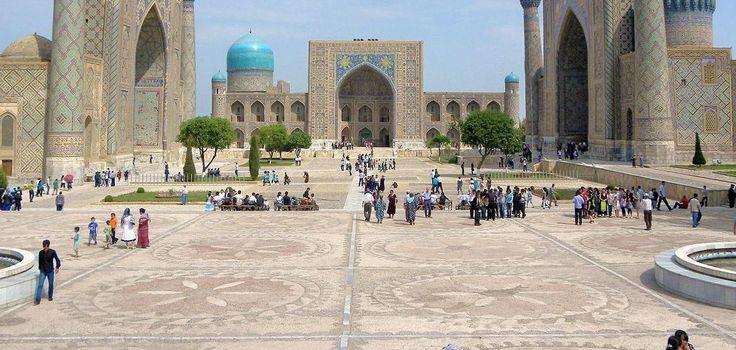 Rondreis Turkmenistan en Oezbekistan, 17 dagen Sovjet Reizen