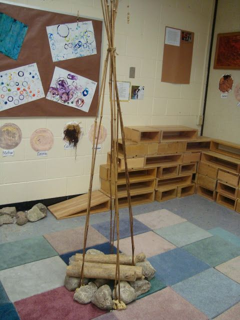 """Fab 'camp fire' from Playful Learning in the Early Years ("""",)"""