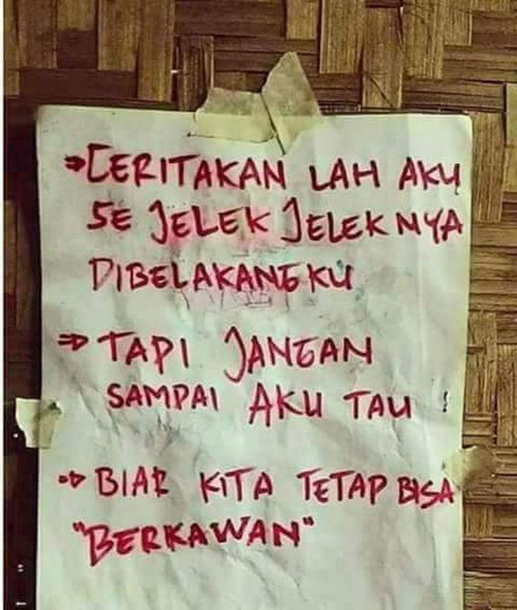 Ceritakanlah!