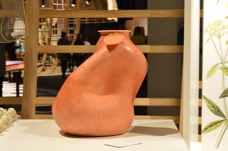 HandMade Industrials| Sculpt Vase | Heimtextil Theme Park | Picture by Urszula Kałużna