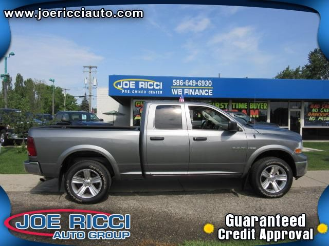 2009 DODGE RAM 1500  85,202 Miles Detroit, MI | Used Cars Loan By Phone: 313-214-2761