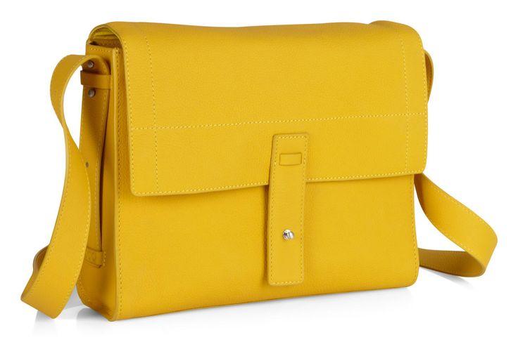 Dalaman Crossbody - Yellow