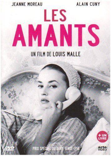 Les Amants. Un film di Louis Malle. Con Jeanne Moreau, Jean-Marc Bory, Alain Cuny, José Louis De Villalonga Titolo originale . Drammatico, b/n durata 88' min. - Francia 1958