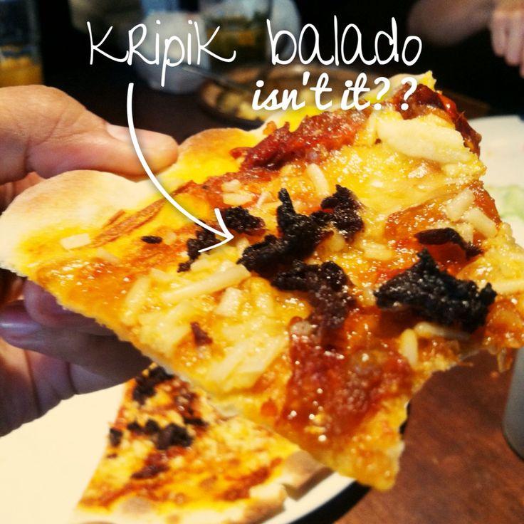 KRipik Balado, isn't it???