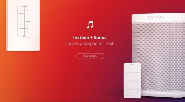 The Insteon Hub Can Now Control Your Sonos Sound System - iClarified