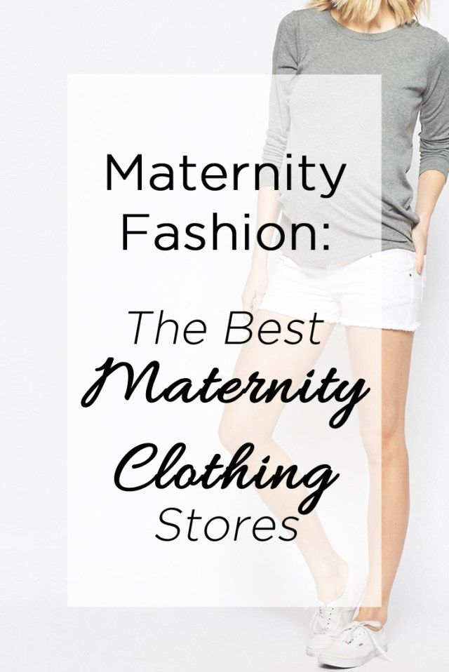 Maternity Fashion - The Best Maternity Clothing Stores to help you define your Maternity Style