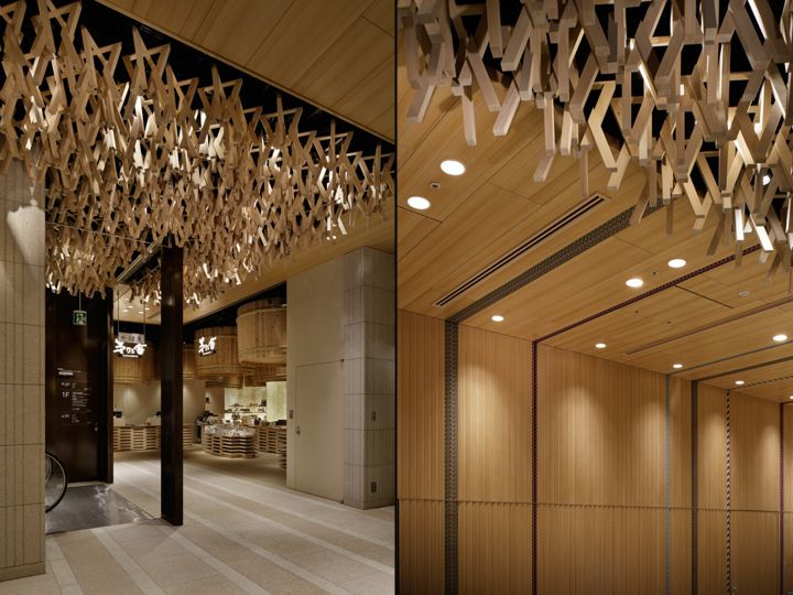 COREDO MUROMACHI Complex By AND Tokyo Japan Retail Design Blog