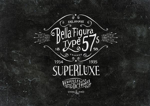 Delahaye project by bmd design by BMD Design , via Behance: Letters Typography, Hands Drawn Typography, Hands Letters, Logos Design, Typography Design, Graphics Design, Design Art, Bmd Design, Vintage Typography Hands