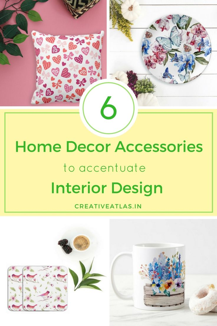 Home Decor | Home Decorating Tips to accentuate your home with nature-themed home decor products, home decor ideas from creativatlas on zazzle.com Home Decor Accessories, Zazzle, Home Decor, Pillow covers, Kitchen decor, coasters design,