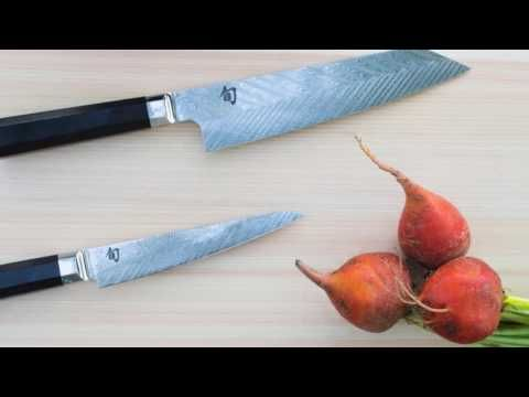 Dual Core 8-in. Kiritsuke | Shun Cutlery