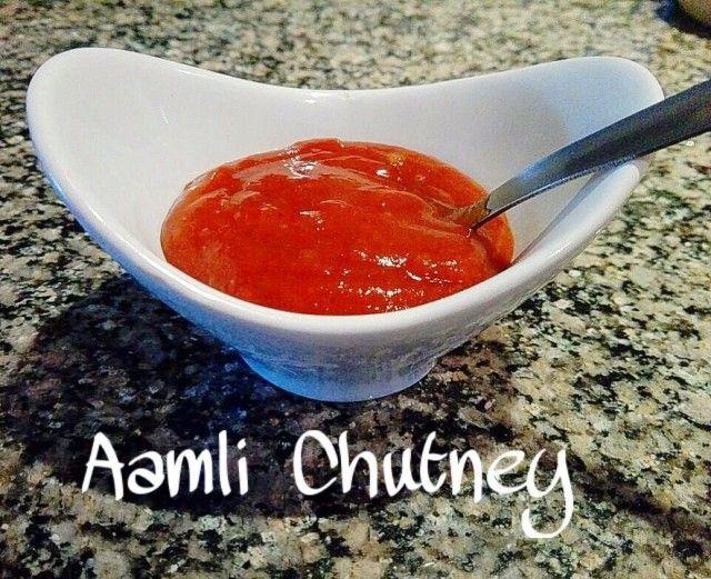 Aamli Chutney (savoury Dip)
