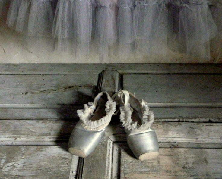 de merel brocante silver pointes