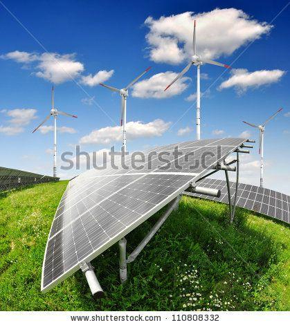 Centro de energias renovables
