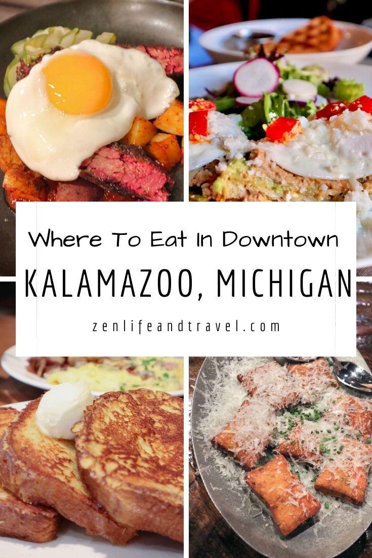 Downtown Kalamazoo Restaurants A