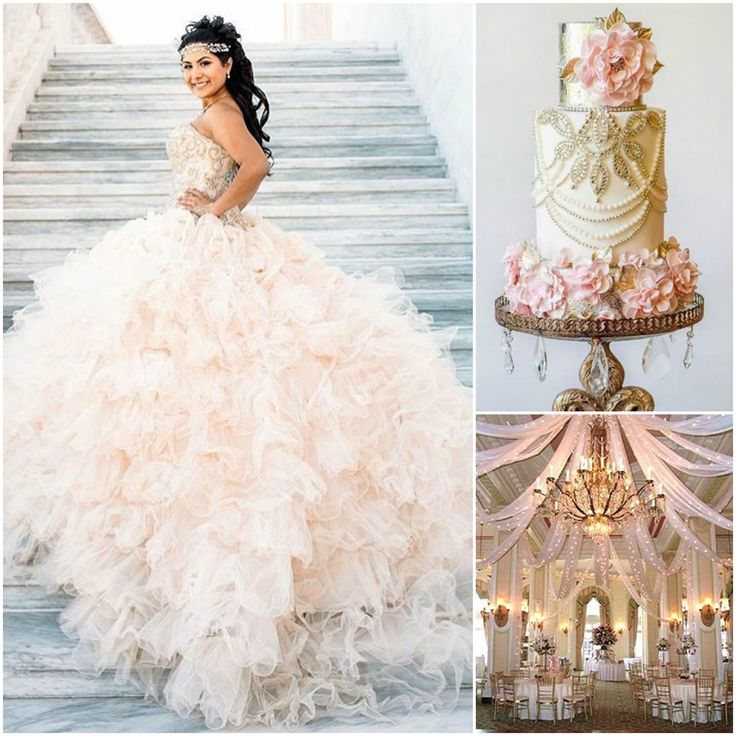 17 best images about quince dresses on pinterest for Quinceanera decorations